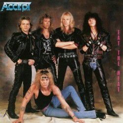 ACCEPT - Eat The Heat LP...