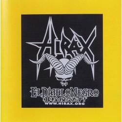 HIRAX - El Diablo Negro CD