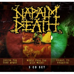 NAPALM DEATH - Inside The...
