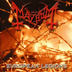 MAYHEM - European Legions CD