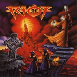 RIOT - Sons Of Society CD...