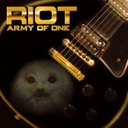 RIOT - Army Of One CD...