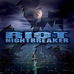 RIOT - Nightbreaker CD...