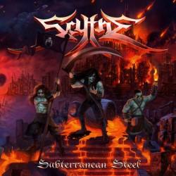 SCYTHE - Subterranean Steel CD