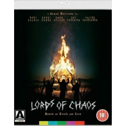 LORDS OF CHAOS (2018) Blu-ray