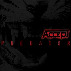 ACCEPT - Predator (Clear) LP