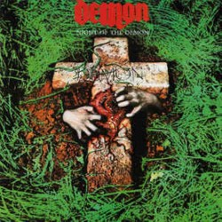 DEMON - Night Of The Demon CD