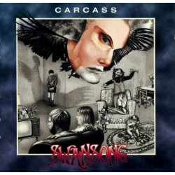 CARCASS - Swansong CD