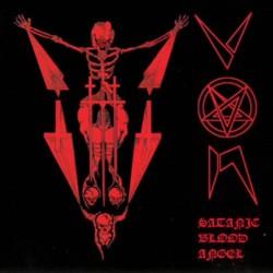 VON - Satanic Blood Angel CD