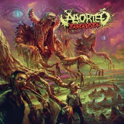 ABORTED - Terrorvision LP + CD