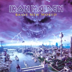 IRON MAIDEN - Brave New...