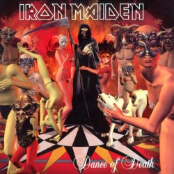 IRON MAIDEN - Dance Of...