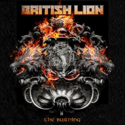 BRITISH LION - The Burning 2LP