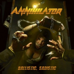 ANNIHILATOR - Ballistic,...