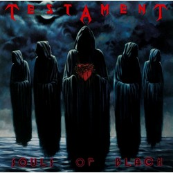 TESTAMENT - Souls Of Black LP
