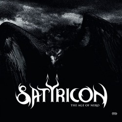 SATYRICON - The Age Of Nero CD