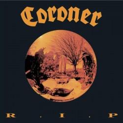 CORONER - R.I.P. CD