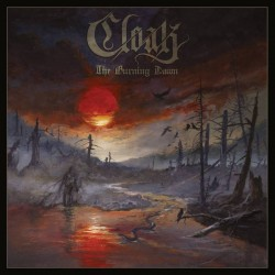 CLOAK - The Burning Dawn CD...