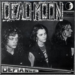 DEAD MOON - Defiance LP