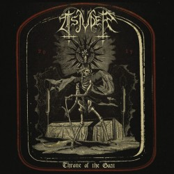 TSJUDER - Throne Of The...