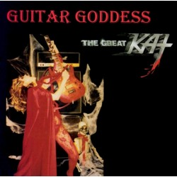 THE GREAT KAT - Guitar...