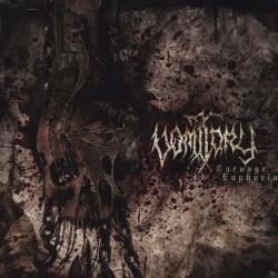 VOMITORY - Carnage Euphoria LP