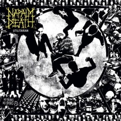 NAPALM DEATH - Utilitarian CD