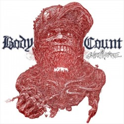 BODY COUNT - Carnivore LP + CD