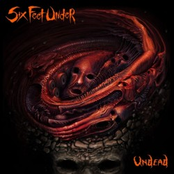 SIX FEET UNDER - Undead CD...