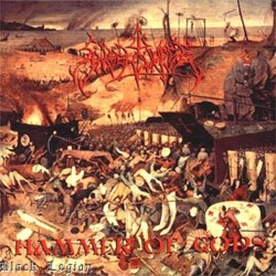 ANGELCORPSE - Hammer Of...