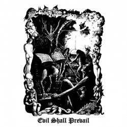 BLACK WITCHERY - Evil Shall...